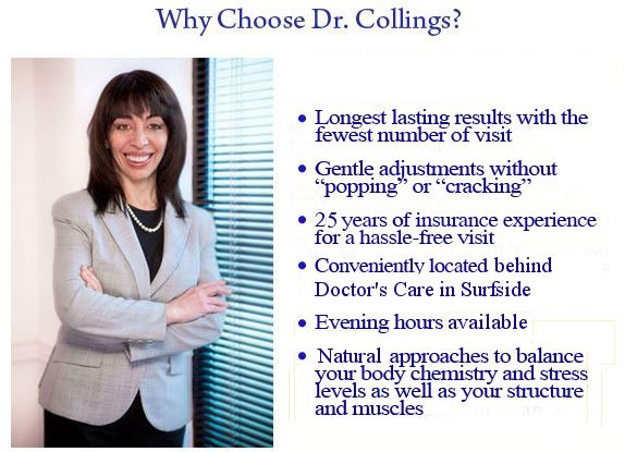 Dr Collings - Why Choose