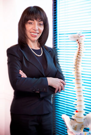 Chiropractor, Dr. Veronica Collings